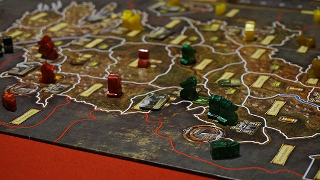 Thrones The Board Game