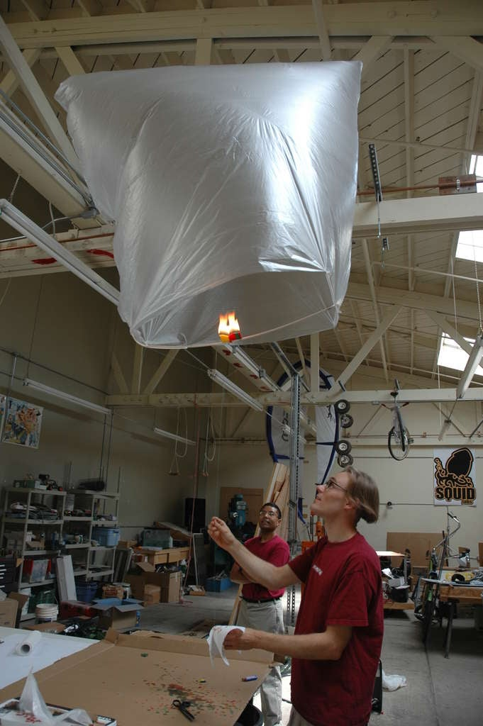MacGyver of the Day: Instructables' Christy Canida and Eric Wilhelm
