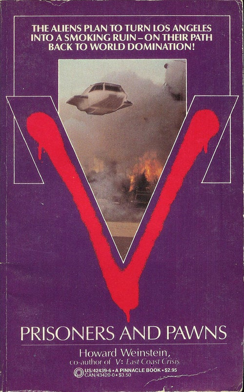 The V Novels That Might Have Been Better Than The TV Show