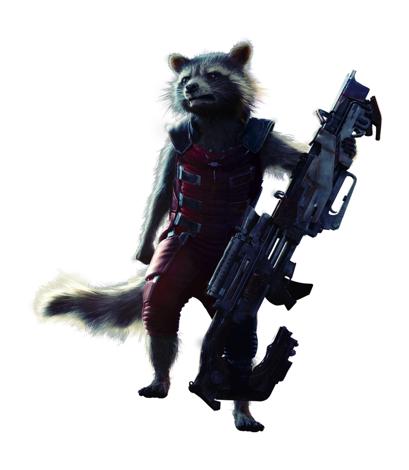 High-Res Guardians Of The Galaxy Glamour Shots Are Sexy As Hell