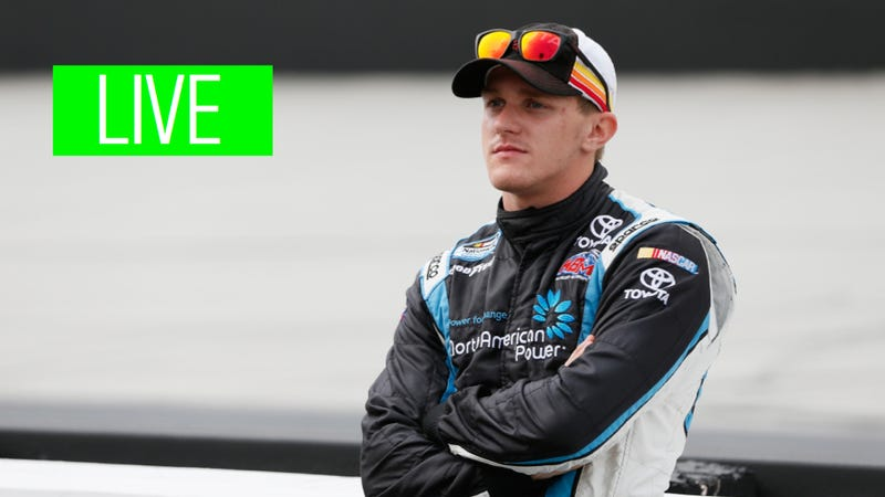 Ask NASCAR Driver And Jalopnik Columnist Parker Kligerman Anything