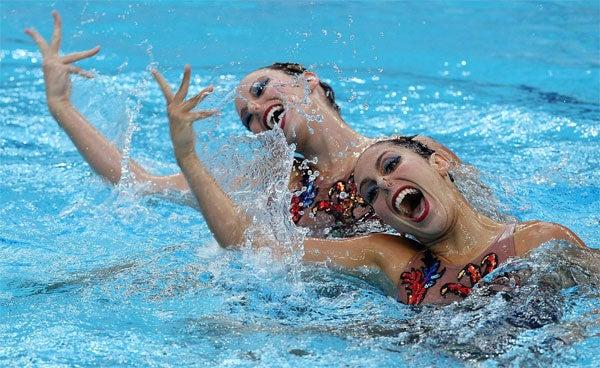Golden Girls: Nayara Figueira, Lara Teixeira