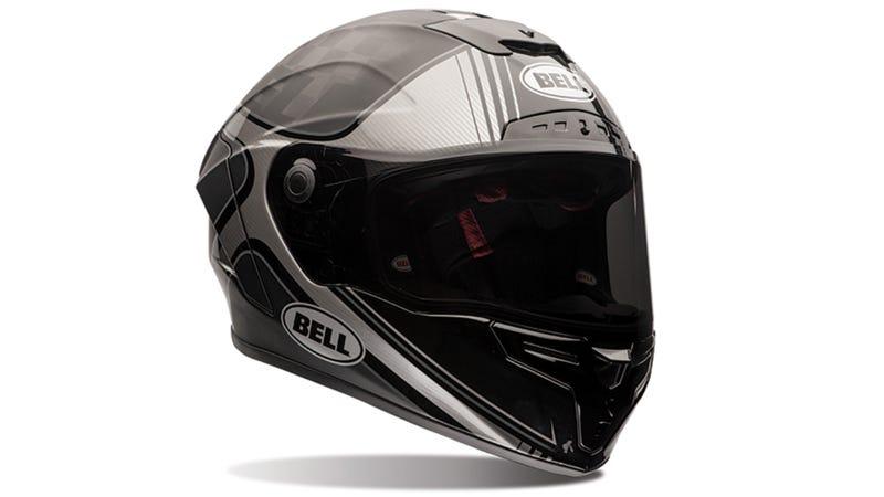 New bell helmet