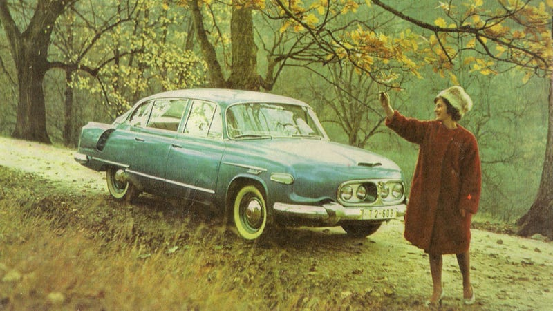 The First Postwar Cadillac Could Have Been A Tatra 603