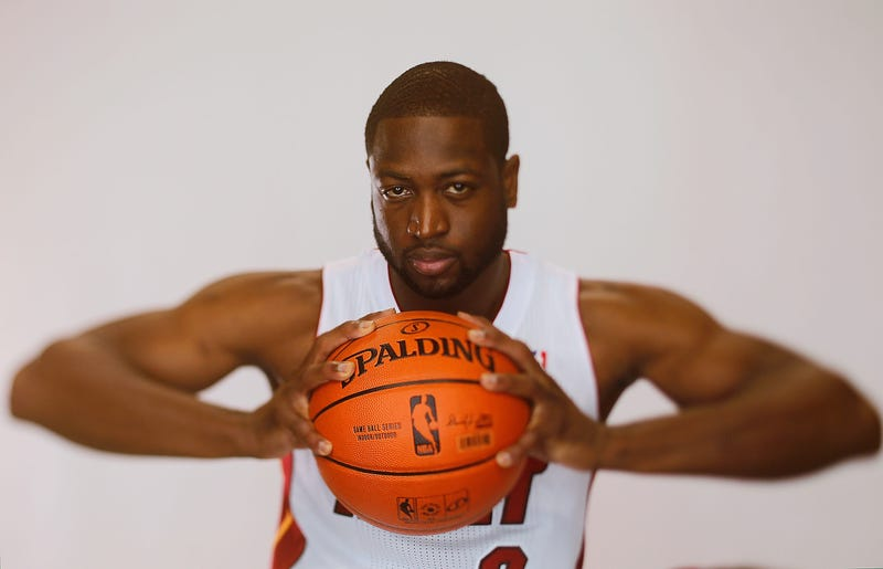 CAA Finally Found Someone Willing To Write The Dwyane Wade Sitcom