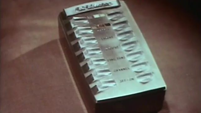 Early Remote Controls Had More to Worry About Than Just Changing Channels