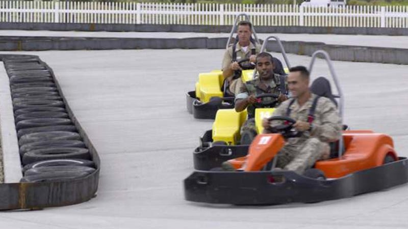This Is Guantanamo Bay's $400,000 Go-Kart Track