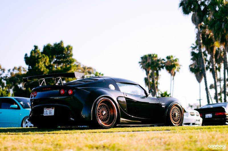Lotus Stance!