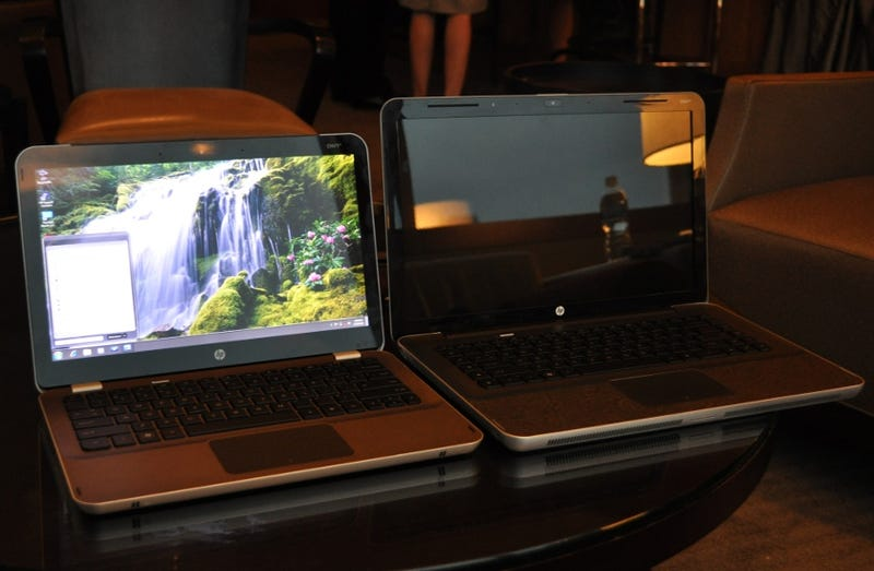 HP Envy Hands-On Gallery