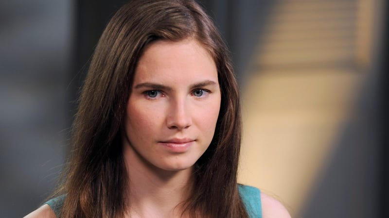Everyone Wants to Talk About All the Reefer in the Amanda Knox Memoir
