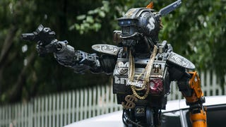 Chappie Is The Cutest Robot Ever To Star In Such A Bad Movie