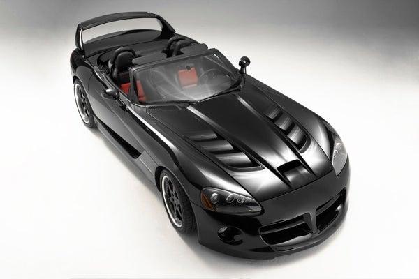 The Magnificent Seven: Neiman Marcus Catalog Gets Seven 700NM Venoms