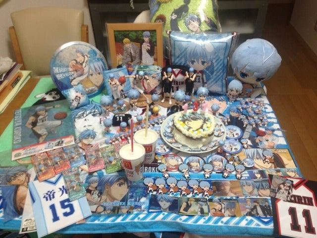 When Anime Birthdays Look Like Black Magic