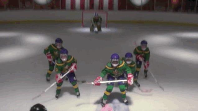 """Former NHL Ref Kerry Fraser: Mighty Ducks Onside For """"Flying V"""""""