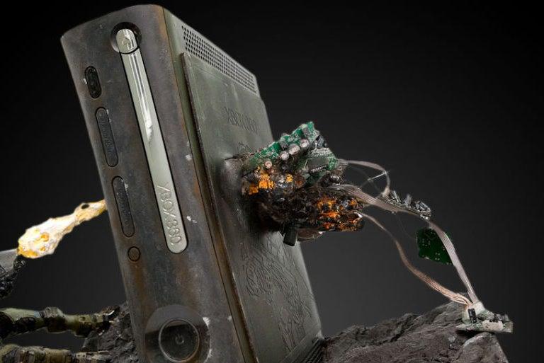 Halo Case Mod Gallery