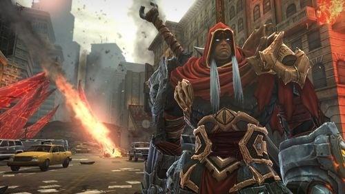 "Darksiders Is ""Akin to Zelda"" But Way Bloodier"