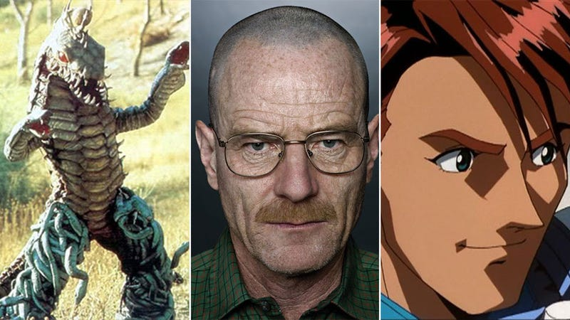 Walter White's Secret History Of Nerd Acting