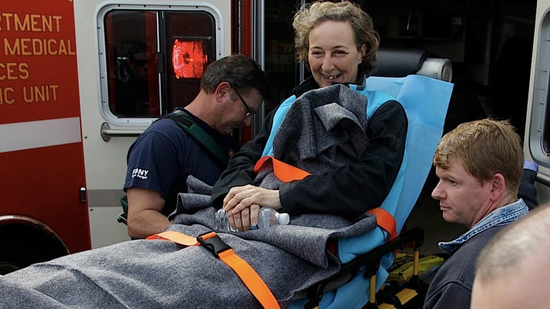 British Woman Rescued in the Pacific Confirms that the Ocean Is Still Scary