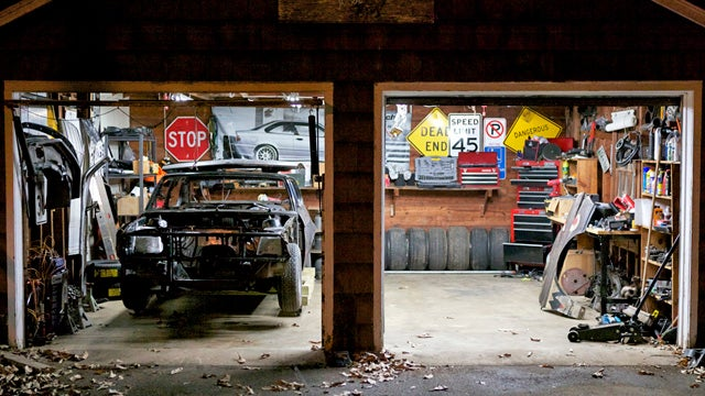 "Rusty Slammington's owner: ""I guess Satan just wanted his car back"""