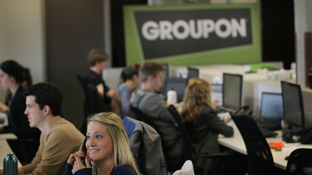 Groupon Employees Say They Got Screwed
