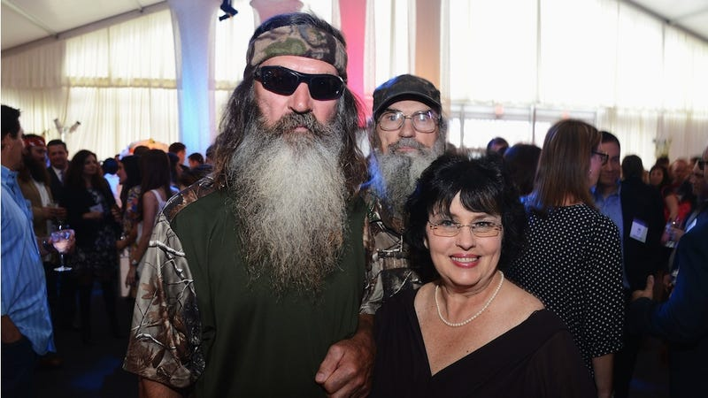 250,000 Zealous Fans Demand the Duck Dynasty Dude Be Put Back on TV