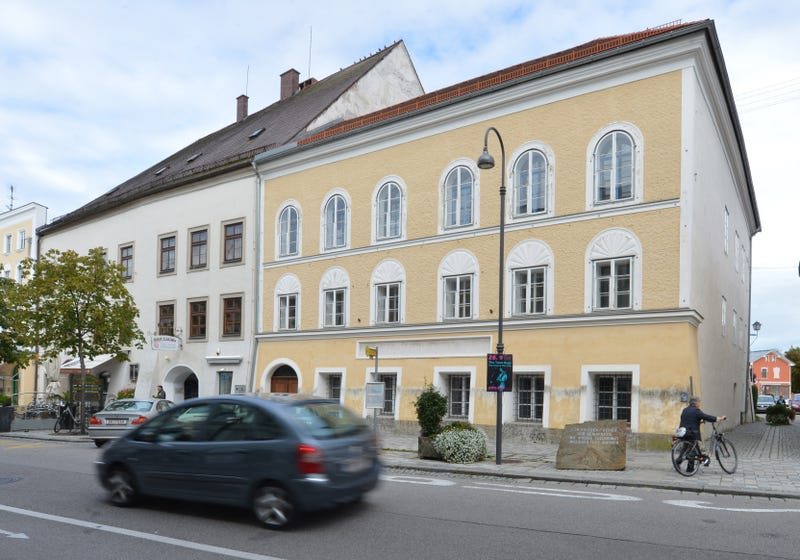 Hitler's Childhood Home to Be Turned Into Holocaust Museum