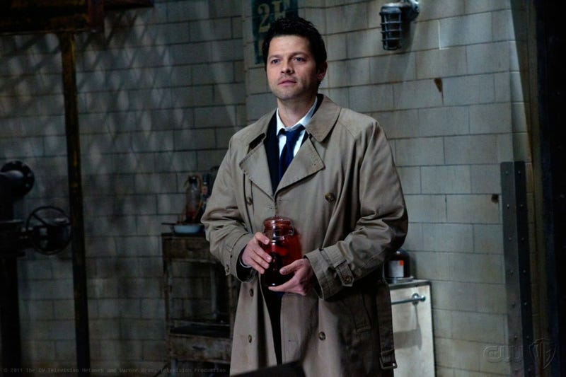"Supernatural 6x22, ""The Man Who Knew Too Much"" Pictures"