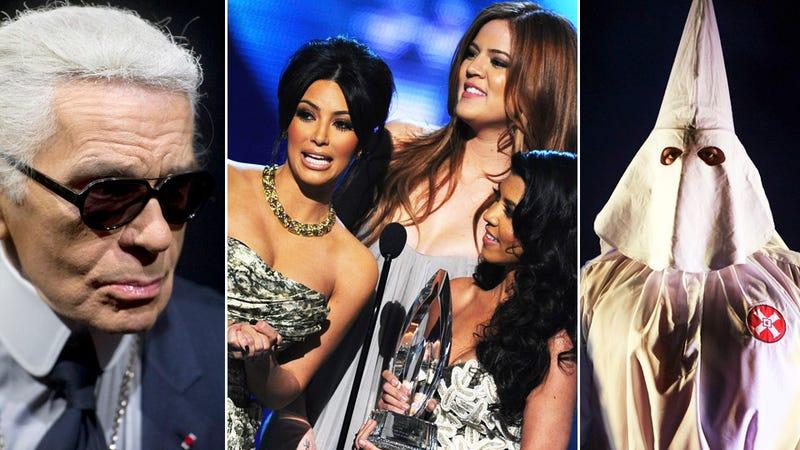 Who Owns the Letter 'K': Kardashians, Karl Lagerfeld, or Ku Klux Klan?