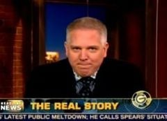 Glenn Beck: Just Like That Lady Who Died In The E.R.