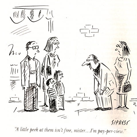 "Is ""'New Yorker' Humor"" Purely Random?"