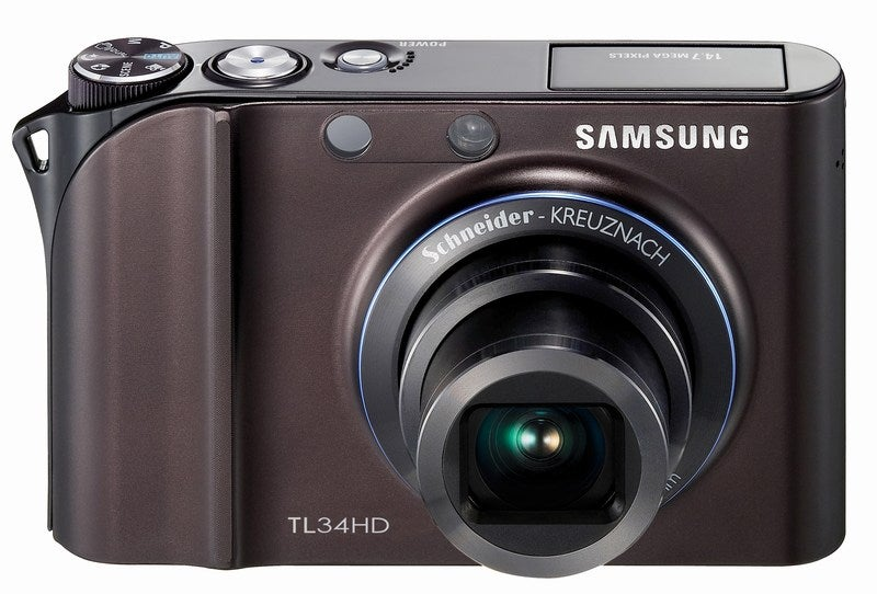 Samsung's TL34HD: A 14.7 MP Point-and-Shoot