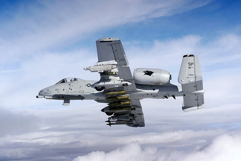 Pour One Out For The A-10 And The U-2