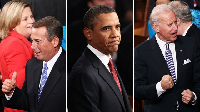The State of the Union's Most Memorable Moments