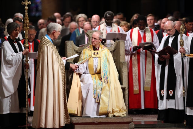 Will The Anglican Communion Tear Itself Apart Over LGBT Issues?