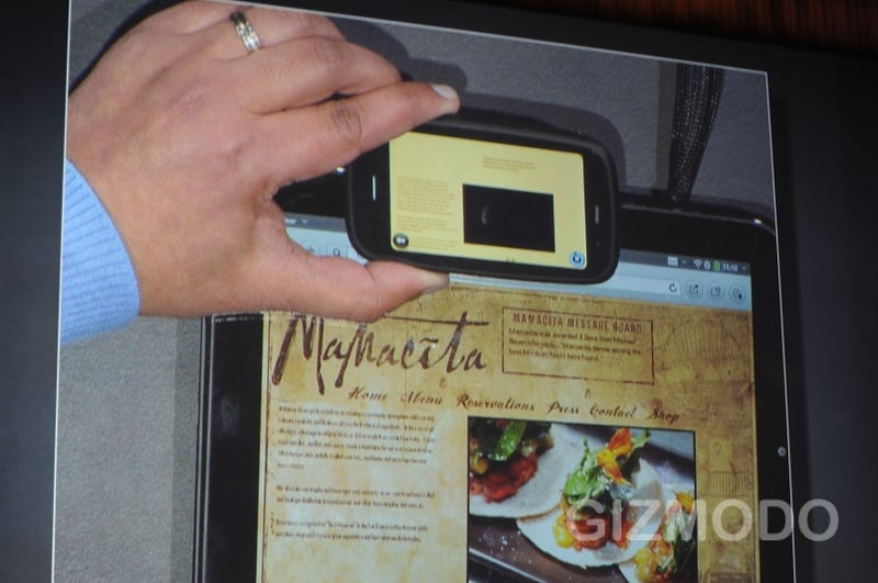 HP TouchPad Is Their 10-inch webOS Tablet