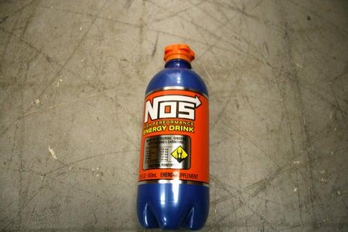 NOS Energy Drink: First Gulp