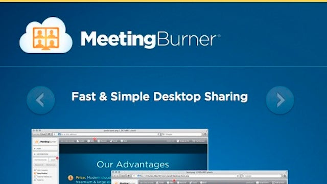 MeetingBurner Is a Fast, Free Video Conferencing Solution, No Downloads Required