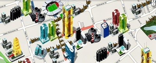 Monopoly City Streets Mates Empire-Building With Google Maps