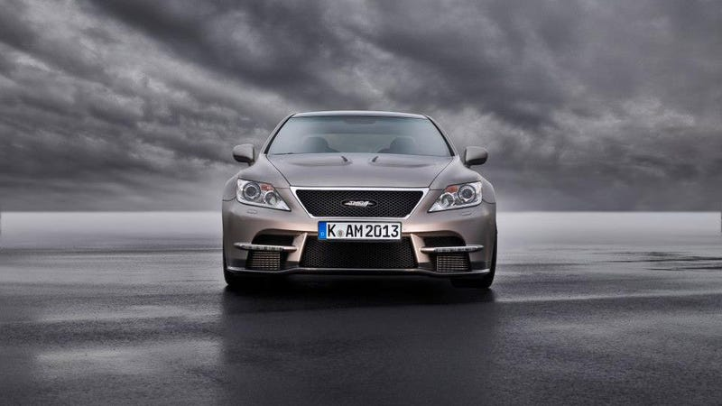 TMG Sports 650: A 650 Horsepower, Twin Turbo Lexus LS