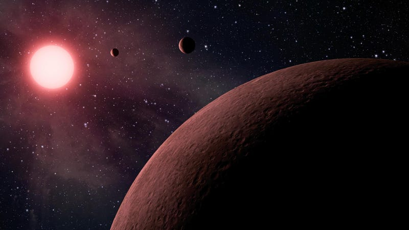 Why we won't find Earth-2 around a red dwarf star