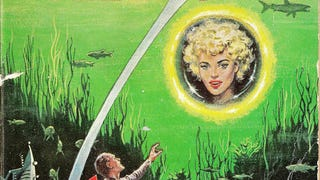"The Cover Artist Who Combined ""Sense Of Humor"" And ""Sense of Wonder"""