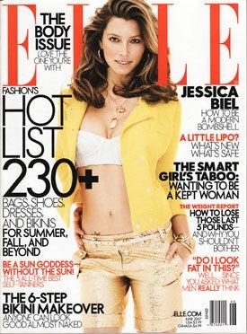 'Elle' Magazine May Be Cherchez-ing Some Femmes