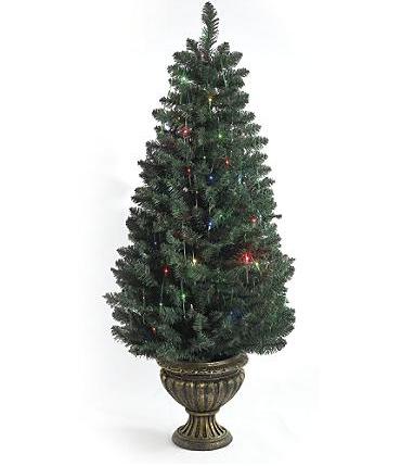 8 High-Tech Christmas Trees