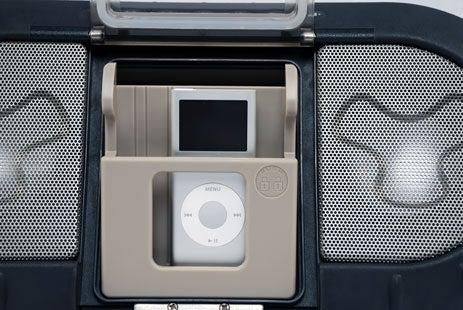 Hercules i-XPS 120 Outdoor iPod Speaker Dock