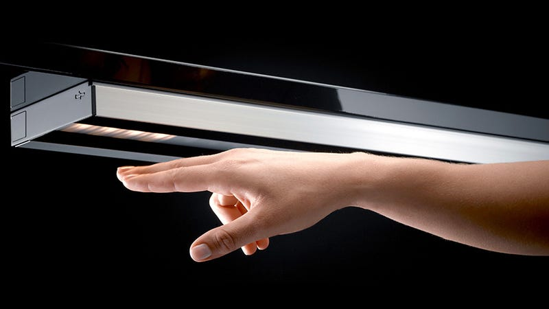 An LED Lamp That Recognizes Your Gestures: No Jedi Powers Required