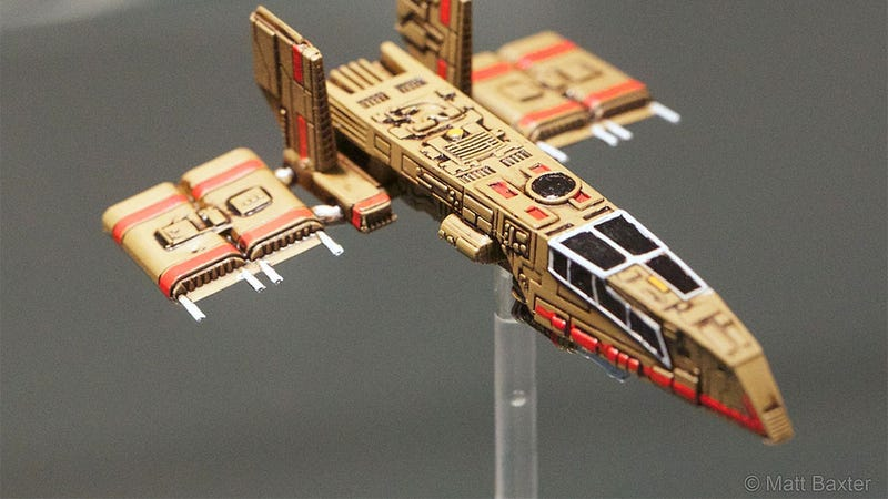 X-Wing Tabletop Game Pays Awesome Tribute To Dark Forces