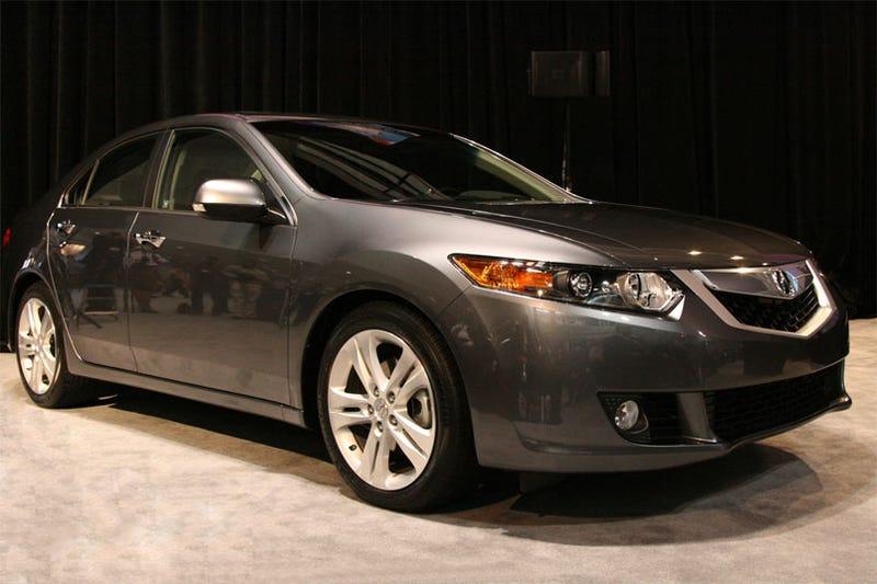 2010 Acura TSX: 280 HP 3.5-Liter V6