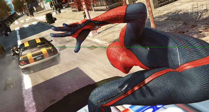 The Amazing Spider-Man Arrives on Wii U Next Spring, with All DLC Included