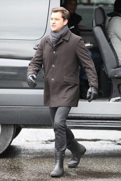 Set photos for Fringe, Season 4