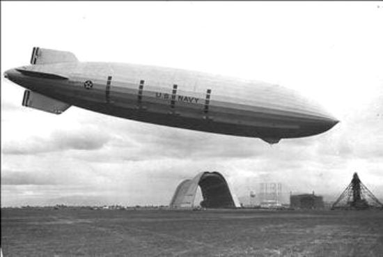 Google secretly investing in zeppelins?
